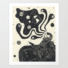 From the Void Art Print
