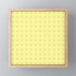 Sun and color 3 Framed Mini Art Print