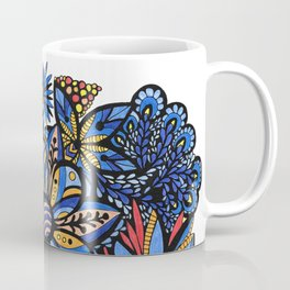Talavera Bouquet Coffee Mug