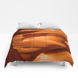 The Grand Canyon (Color) Comforters