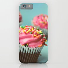 PINK CUPCAKES PHOTOGRAPH Slim Case iPhone 6