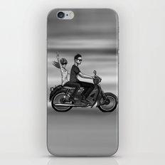 The Ride iPhone & iPod Skin
