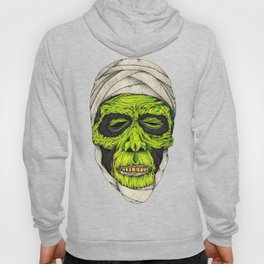 Mummy Head Hoody