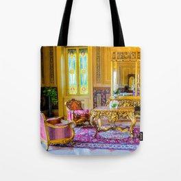 Victorian Boho Tote Bag