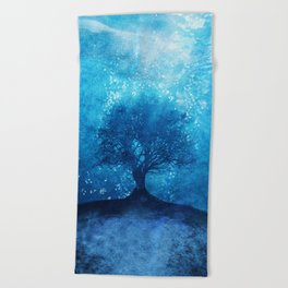 Songs from the sea. Beach Towel