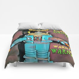 Lost in Space Robot Comforters