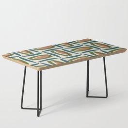 Alcedo - Orange Coffee Table