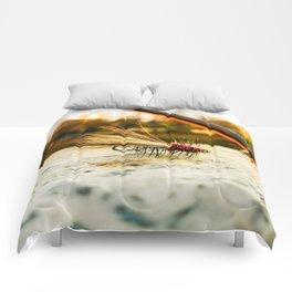 Caddis Fly Comforters