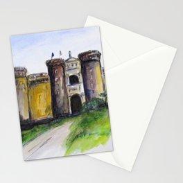Castel Nuovo, Napoli Stationery Cards