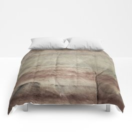 Hills as Canvas, No. 2 Comforters