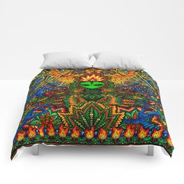 How Do You Like It Here? Comforters