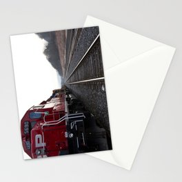 One Long Train Stationery Cards