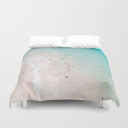 beach - summer love II Duvet Cover