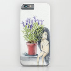 listening to the lavender's breath Slim Case iPhone 6s