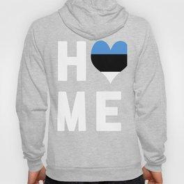 Estonia Is My Home Tshirt Hoody
