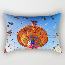 Fairground Rectangular Pillow