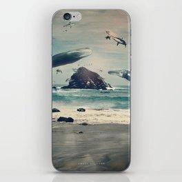 Flying Fish iPhone Skin