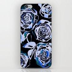 Midnight Rose iPhone & iPod Skin