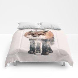 hondo kitsune Comforters