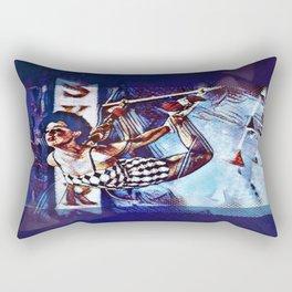 Sky Dancer Rectangular Pillow