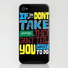 The key to the whole thing iPhone (4, 4s) Slim Case