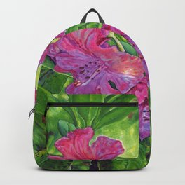 Pink Rhodo Backpack