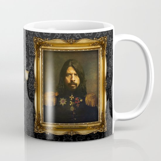Dave Grohl - replaceface Mug