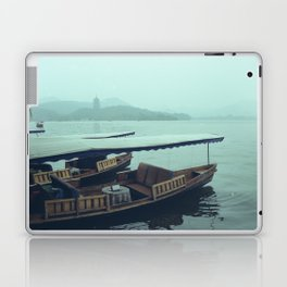 Down by the lake Laptop & iPad Skin