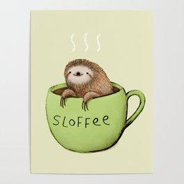 Sloffee Poster