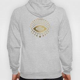 Evil Eyes – Gold Palette Hoody