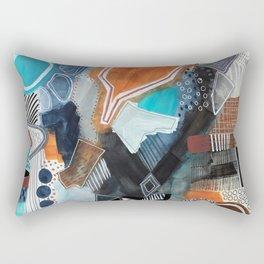 Architectural Rectangular Pillow