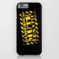 Dangerous Mute Lunatic iPhone 6s Slim Case