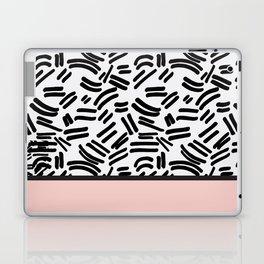 Patterned & Pink Laptop & iPad Skin