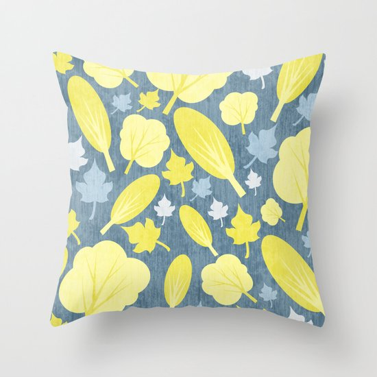Classical Spring 4 Throw Pillow