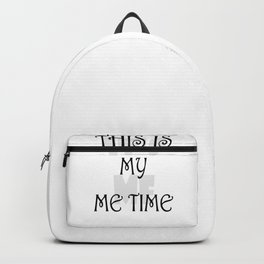 Me Time Backpack