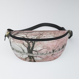 Cherry Blossom Trees Fanny Pack