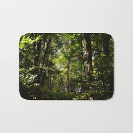 Forest // Adventure Sometime  Bath Mat