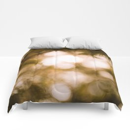 Dreamy Forest Light Comforters