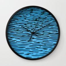 Water Ripples Wall Clock