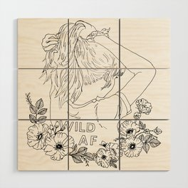 Wild Wood Wall Art