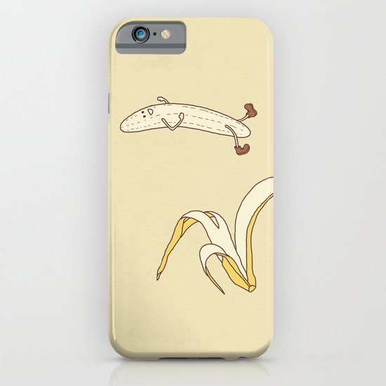 Streaker iPhone & iPod Case