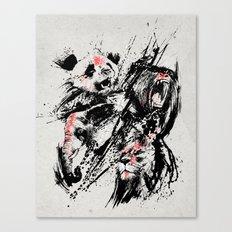 save us Canvas Print