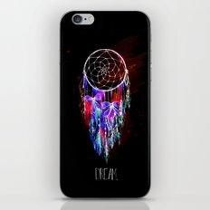 Dream - Night edition iPhone & iPod Skin