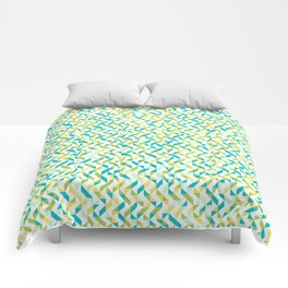 Happy Summer Brunch Comforters
