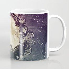 Clockwork Moon Coffee Mug
