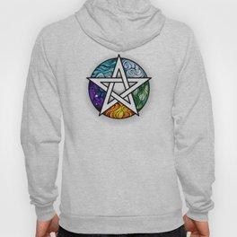 Bright Pentagram Hoody