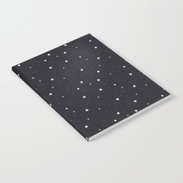 stars pattern Notebook