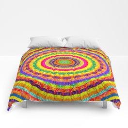 Batik Bullseye Comforters