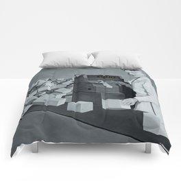 Utopia - 'Checkout' Comforters