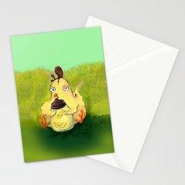 Chicken Skin Stationery Cards